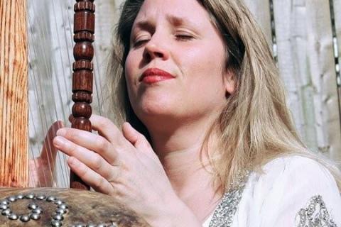 Afrikanische-Kora-Harfe-4
