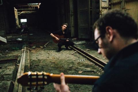 Akustik Gitarrenduo (3)
