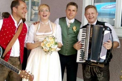 Alleinunterhalter, Duo und Trio aus München (3)