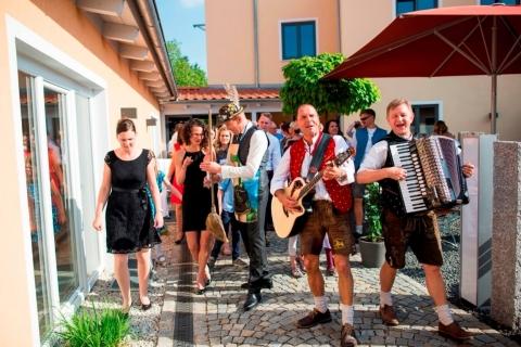 Alleinunterhalter, Duo und Trio aus München (5)