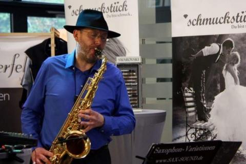 Alleinunterhalter und Saxophonist aus Chemnitz (12)