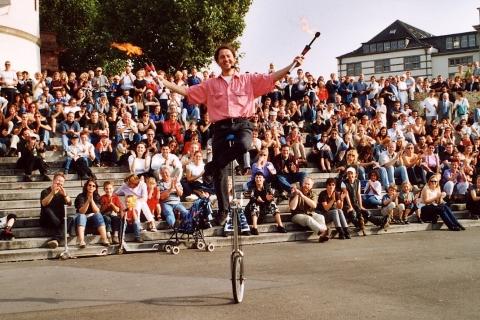 Artistik, Jonglage und Entertainment aus Köln (6)