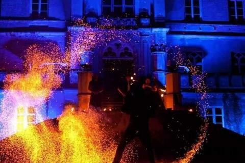 Big Bang Feuershow Berlin (1)