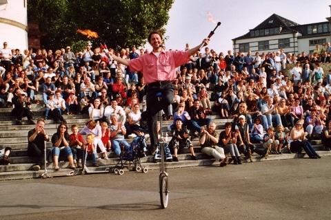 Comedy, Jonglage und Akrobatikshow aus Bielefeld (8)