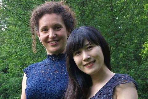 Das Bratsche und Klavier Duo aus Bayern (4)