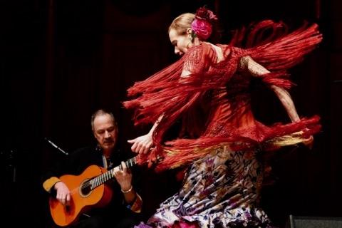 Das Flamenco Duo und Trio aus Würzburg (7)