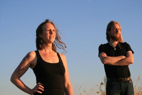Das Harfe und Dudelsack Duo (3)