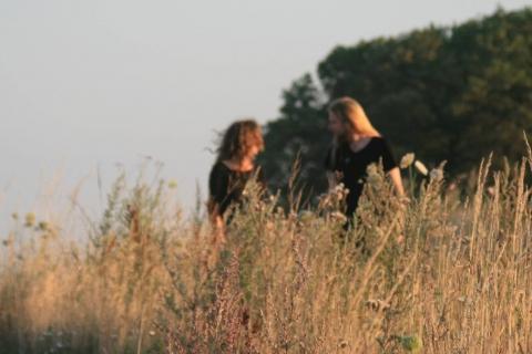 Das Harfe und Dudelsack Duo (4)