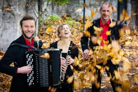 Das vielseitige Trio aus Dresden (1)
