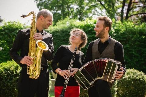 Das vielseitige Trio aus Dresden (2)