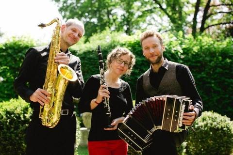 Das vielseitige Trio aus Dresden (3)