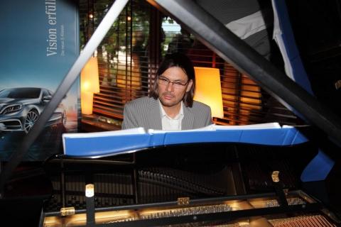 Der Event-Pianist in Norddeutschland (2)