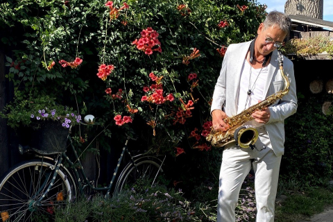 Event-Saxophonist