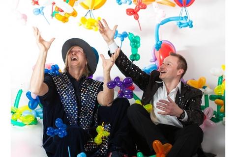 Der magische Ballonentertainer (4)
