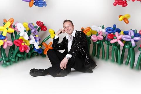 Der magische Ballonentertainer (9)