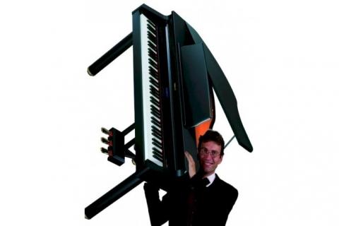 Der Pianist mit Miniflügel (6)