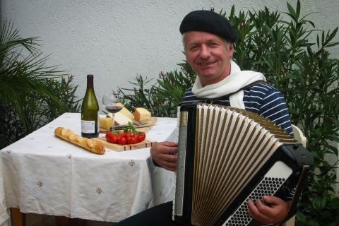 Der singende Akkordeonist Norddeutschland (1)