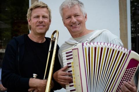 Der singende Akkordeonist Norddeutschland (2)