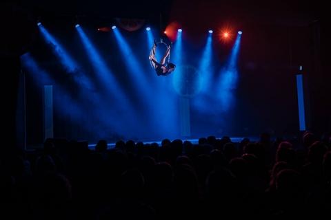 Der Tanz in der Luft • Luftakrobatin Rheinland (4)