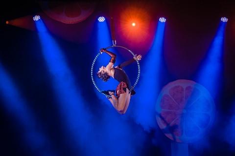 Der Tanz in der Luft • Luftakrobatin Rheinland (5)
