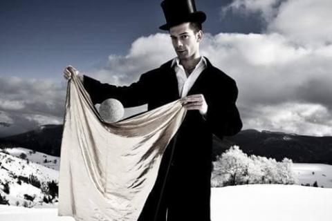 Der unterhaltsame Zauberer aus Freiburg (3)