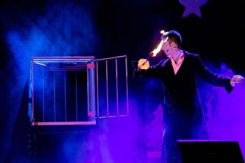 Der unterhaltsame Zauberer aus Freiburg (5)