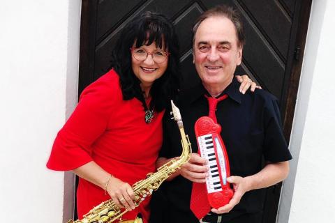 Karin-und-Dino-DeutschItalienisches-Duo