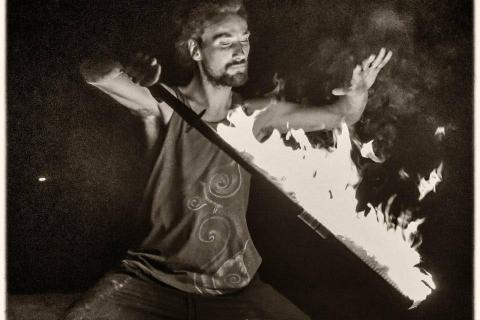 De Vlammendansers Vuurshows (4)