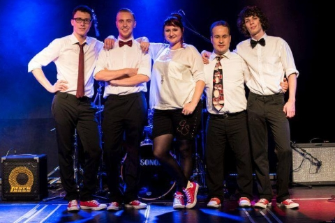 Die Freiburger Coverband (1)