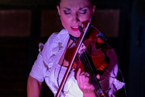 Die-grossartige-Violin-und-Feuer-Show-1