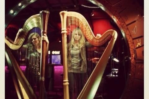 Die Harfenistin aus dem Westen (4)
