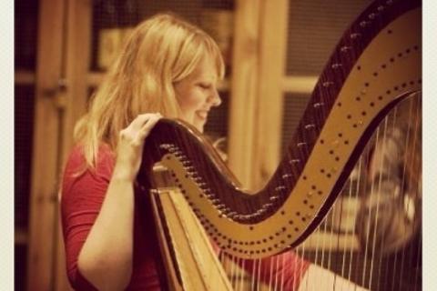 Die Harfenistin aus dem Westen (7)