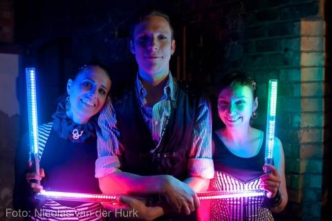 Die Mainzer Lichtkünstler (1)