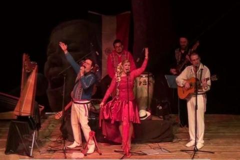 Die Paraguayos - Paraguayan Musik Show (1)