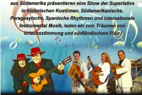 Die Paraguayos - Paraguayan Musik Show (2)