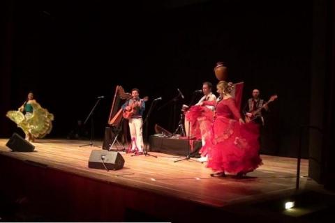 Die Paraguayos - Paraguayan Musik Show (4)