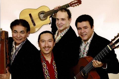 Die Paraguayos - Paraguayan Musik Show (6)