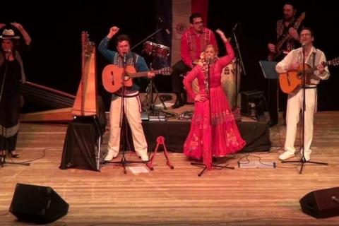 Die Paraguayos - Paraguayan Musik Show (8)