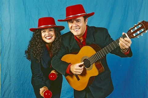 Die Paraguayos - Paraguayan Musik Show (9)