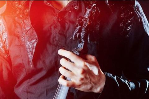 Die Show der tanzenden Geigen  (5)