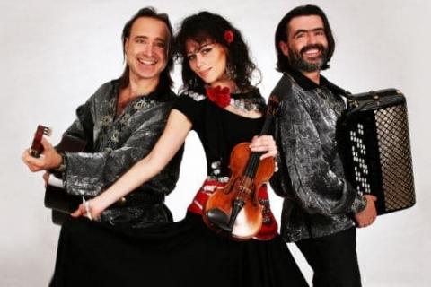Die virtuosen Zigeuner • Violine und Gitarre Duo (2)