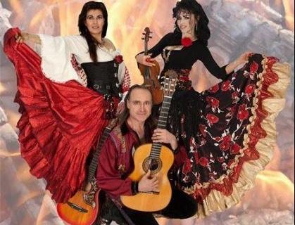 Die virtuosen Zigeuner • Violine und Gitarre Duo (4)