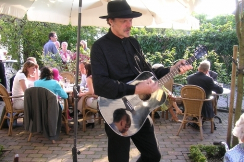Entertainer & Troubadour aus Holland