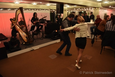 Eventband mit Harfe Berlin (1)
