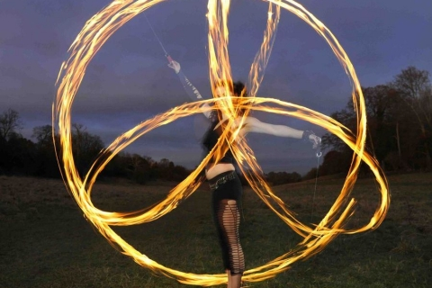 Feuershow der Elemente Berlin (14)