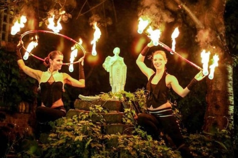 Feuershow der Elemente Berlin (16)