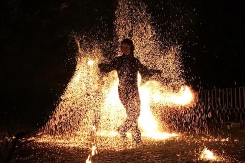 Feuershow der Elemente Berlin (17)