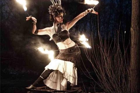Feuershow der Elemente Berlin (22)