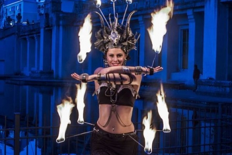 Feuershow der Elemente Berlin (24)