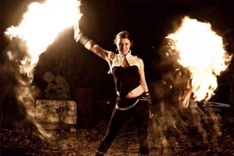 Feuershow der Elemente Berlin (9)